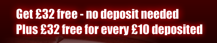 Online Casino 32Red New Bonus
