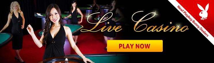 32red Playboy Live Dealer Casino Image