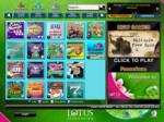 screenshot of lotus casino thumbnail image