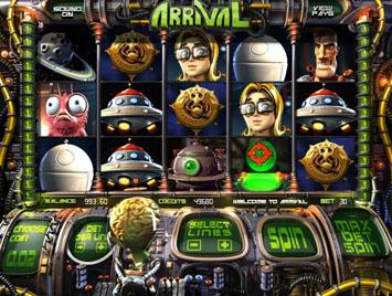 arrival-slot